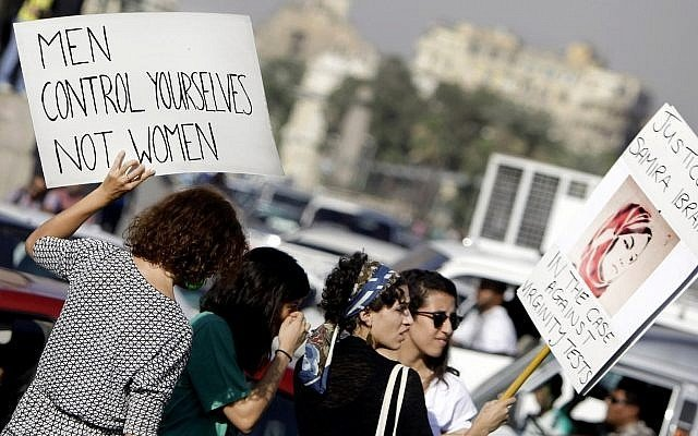Human,Rights,situation,Egypt