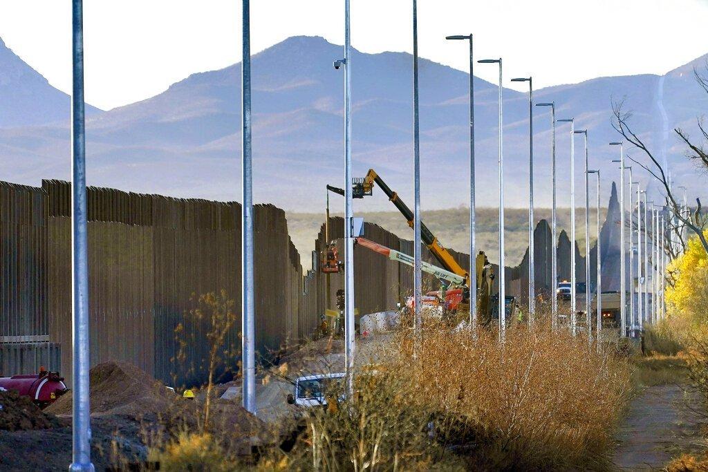 Arizona migrant arrivals