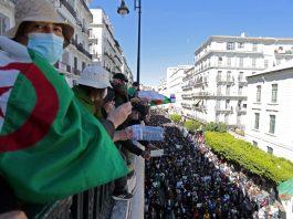 Algeria pro-democracy