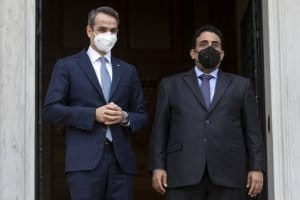 Greece and Libya
