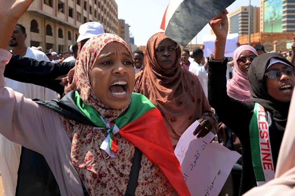 Israel Sudan relations reaction