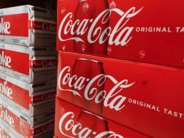 Coke rebounding