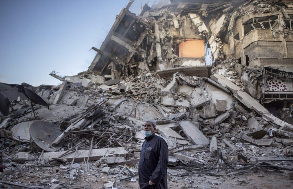 battle with Gaza