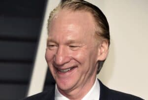 vaccinated Bill Maher