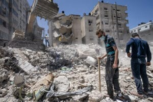Israel insists
