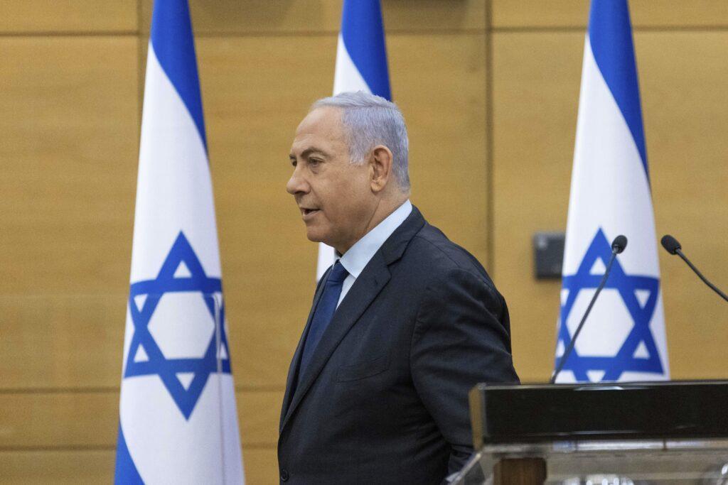 Netanyahu may lose PM