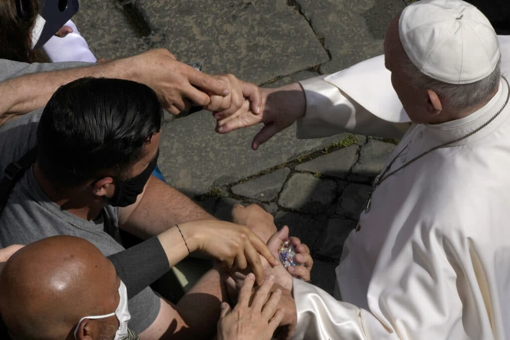 The Vatican took steps Friday to better regulate Catholic lay religious movements