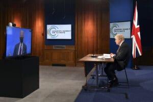 Biden, Johnson meeting