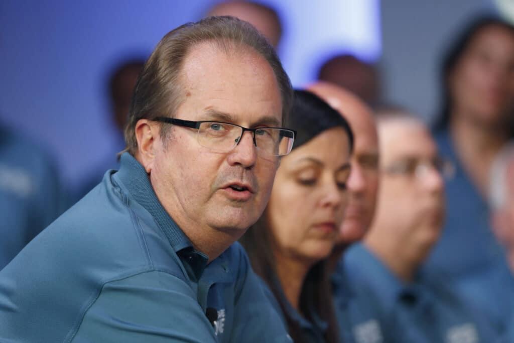 former union boss