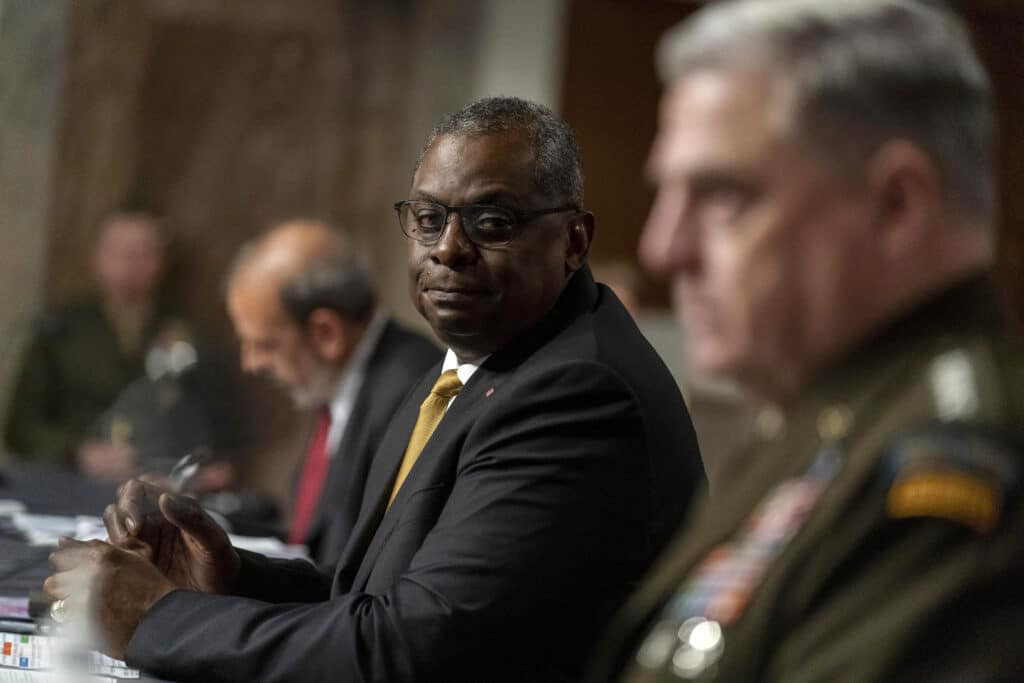 The U.S. military has already begun conducting combat operations