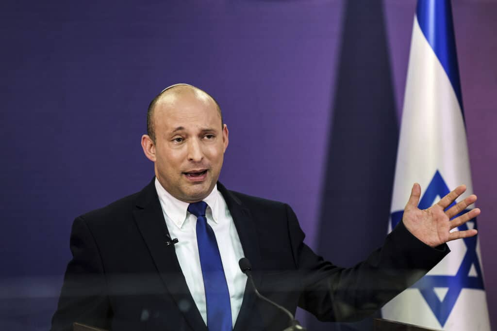 If all goes according to plan, Israel will swear in a new government