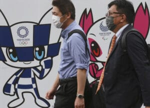Japan on Thursday announced the easing of a coronavirus state of emergency in Tokyo and