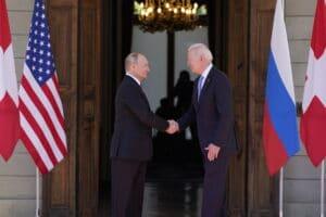 At Biden-Putin summit activists call for disarmament