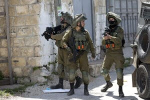 The Israeli military says it is reining in a controversial practice of conducting late-night raids of Palestinian homes in the West Bank aimed at gathering information about the houses and their inhabitants.
