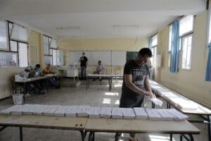 Algeria's Elections