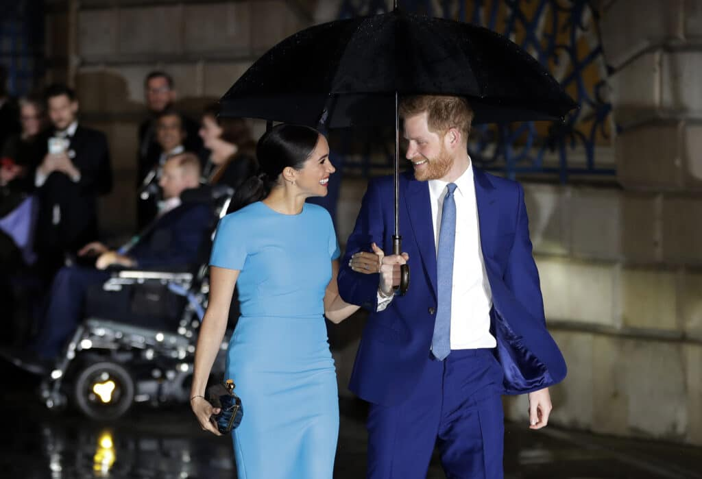 Meghan and Harry welcome a newborn, Lilibet