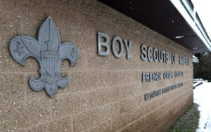 headquarters for the French Creek Council of the Boy Scouts of America in Summit Township in Erie County, Pa.