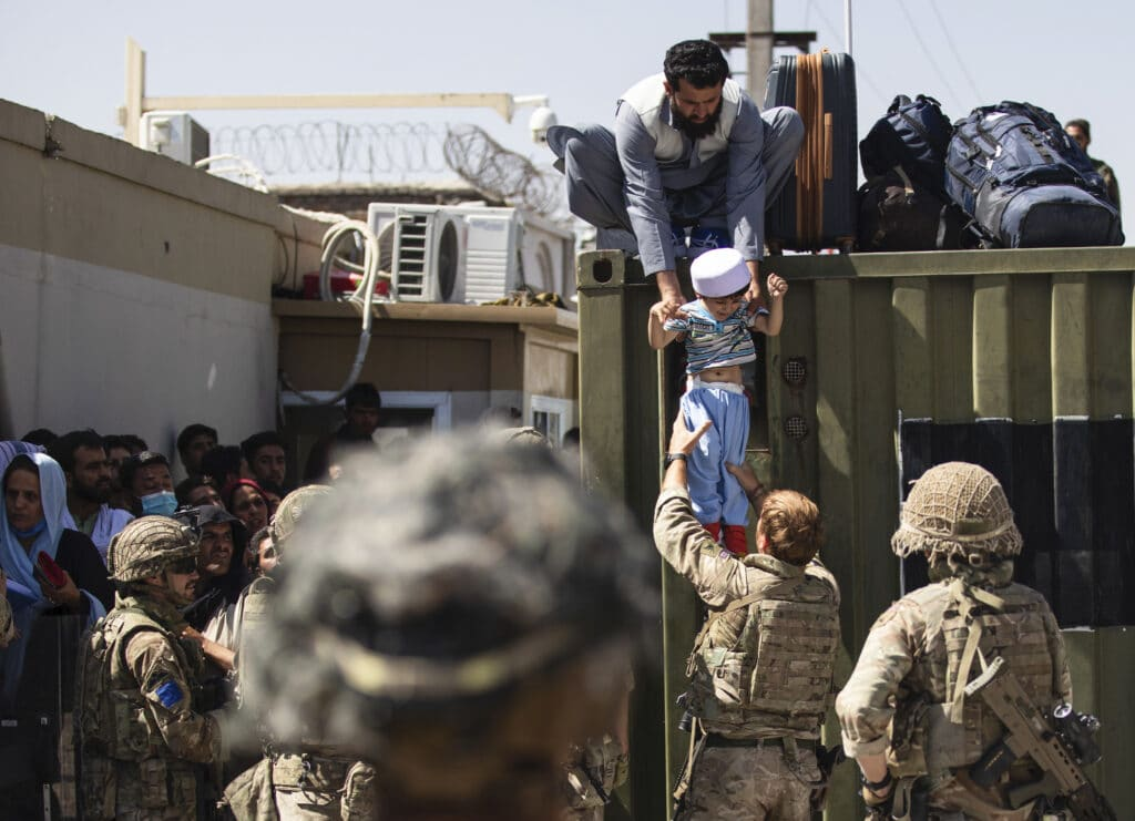 Afghanistan Countering Terrorism