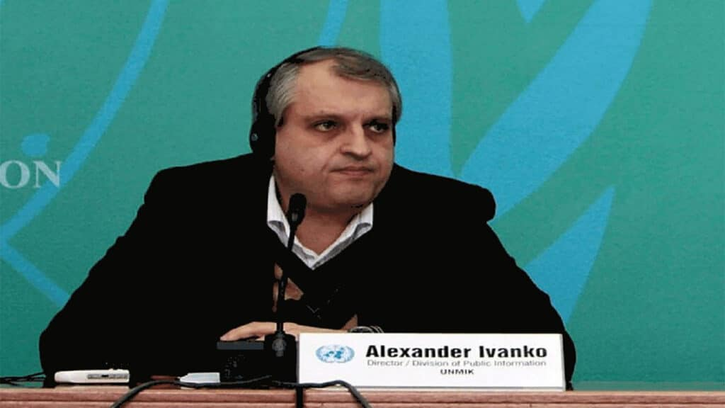 Special Representative to the Secretary General for MINURSO Mr. Alexander Ivanko (Courtesy of the MINURSO website)
