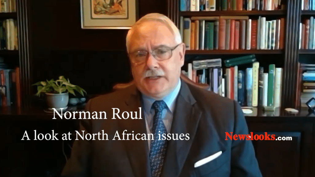 Norman Roule On North African Issues
