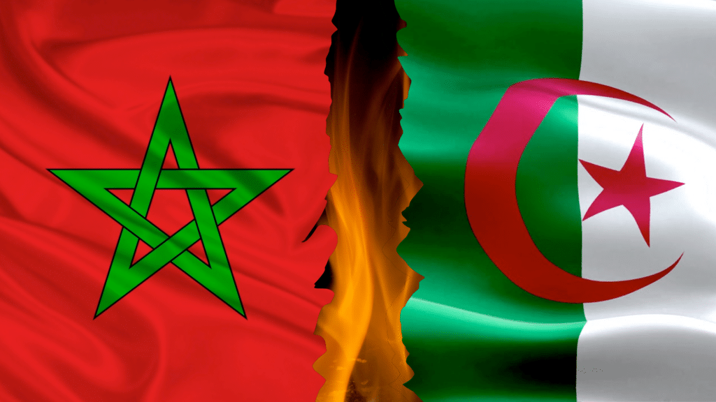 Algeria-Morocco Playing with fire in N Africa