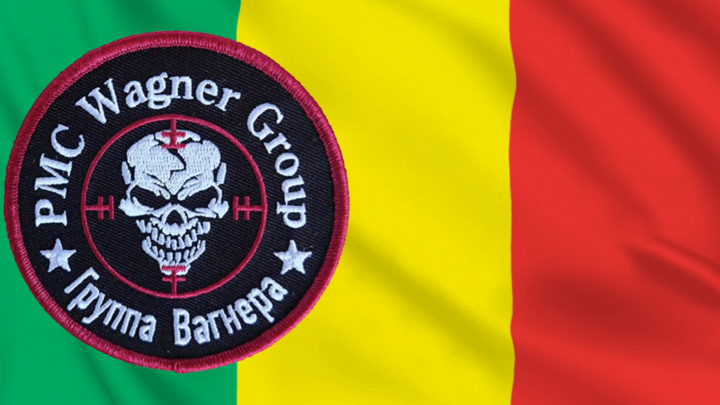 the Wagner Group in Mali